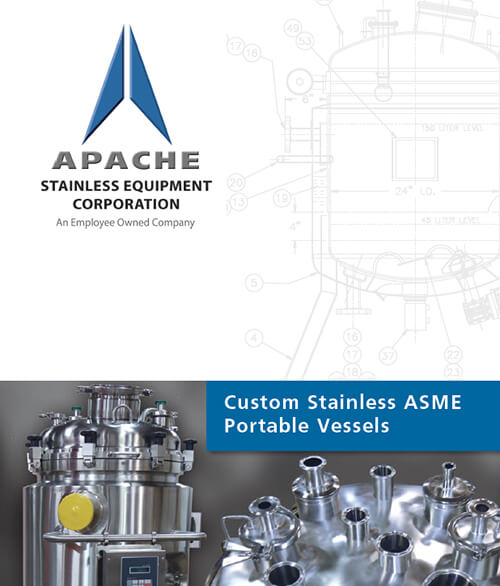 Custom Small and Portable Vessels Brochure