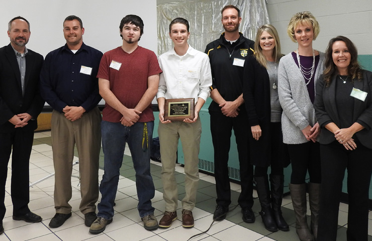 Beaver Dam Unified School District Honors Apache