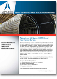 Abstract and Attributes of ASME Heat Transfer Solutions