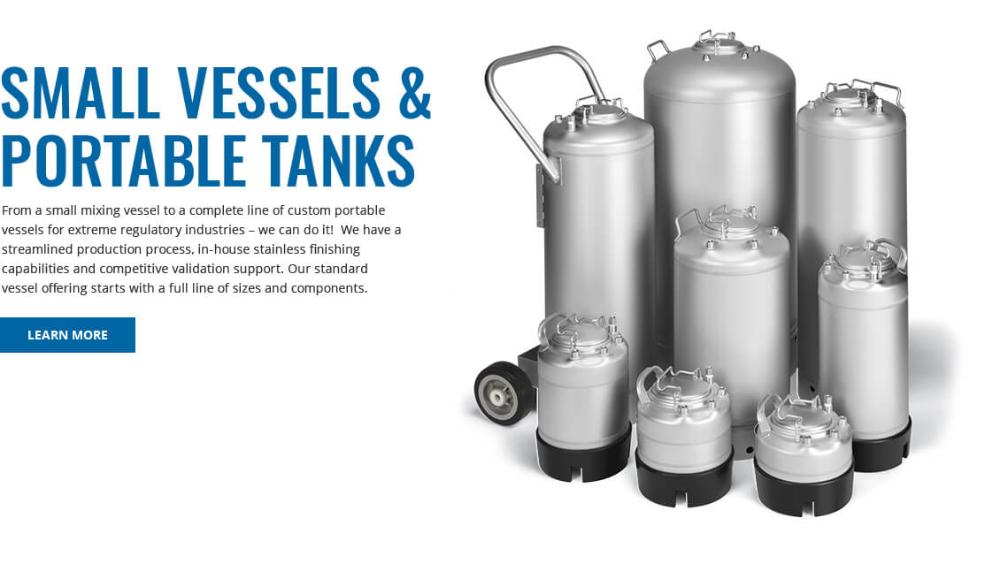 Small Vessels and Portable Tanks