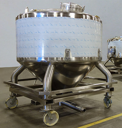 Food And Beverage Process Tanks And Vessels Asme Certified